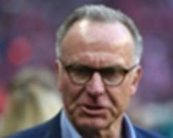 Bayern Munich transfer targets are decided, reveals Rummenigge