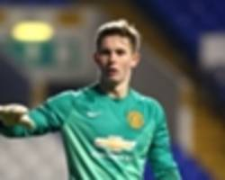 video: nightmare moment for england and man utd youngster as he concedes 50-yard own goal