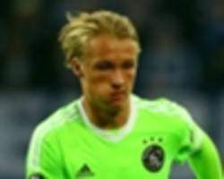 'i hate comparing players' - bosz uncomfortable with dolberg-ibrahimovic parallels
