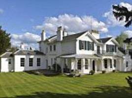 £6m kent mansion with cricket pitch up for sale