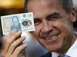 bank of england chief mark carney caught out by email hoax