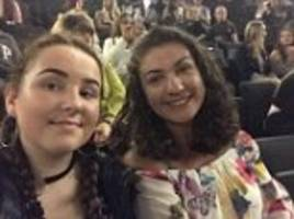 Mum and daughter share injuries after Manchester attack