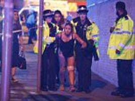 At least 20 dead in Manchester Arena explosions