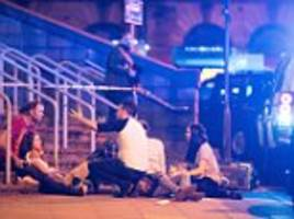 Manchester Arena 'terror attack' witnesses reveal horror