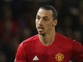 Europa League final: Zlatan Ibrahimovic 'here to help'