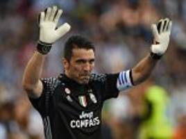 juventus' gianluigi buffon deserves to win the ballon d'or