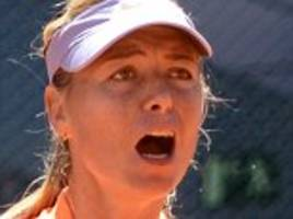 Maria Sharapova is awarded wildcard for Rogers Cup