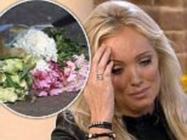 aisleyne horgan offers to pay terror attack funerals