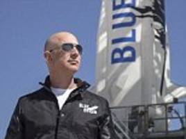 blue origin plans to set up a settlement on the moon