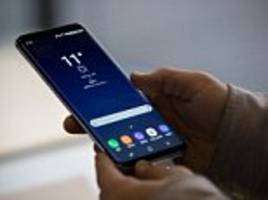 Samsung's Galaxy S8 iris recognition is easily fooled