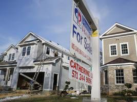 here come new home sales ...