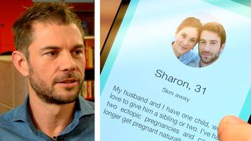 Just A Baby app matches hopeful parents
