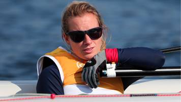 hannah mills: olympic sailing champion returns to action