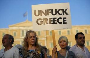 Greek Debt Relief Deal Fails In Last Minute, As Germany, IMF Clash Again