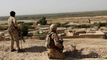 Time For The US To Take A Step Back From Afghanistan