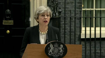 Watch Live: Theresa May Press Conference On Manchester Terrorist Attack