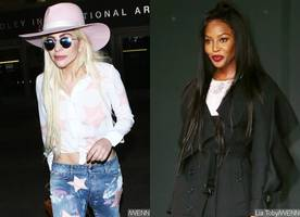 lady gaga posts topless pic to wish naomi campbell happy birthday