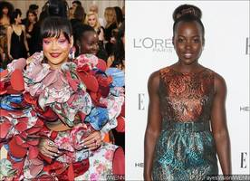 Rihanna and Lupita Nyong'o to Star in a Movie Based on a Twitter Sensation