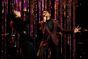 'the voice' live finale part 1: four finalists sing for the win
