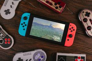 8bitdo's excellent retro controllers now work with Nintendo Switch