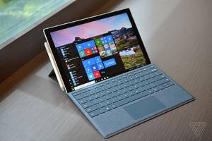 Microsoft's new Surface Pro has 13.5 hours of battery life and LTE option