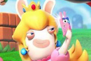 The leaked Mario + Rabbids art gets better every time you click zoom