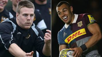hill & marchant out of england tour to argentina
