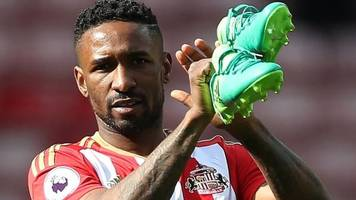 sunderland striker defoe close to signing for bournemouth