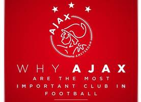 why ajax are the most important club in football