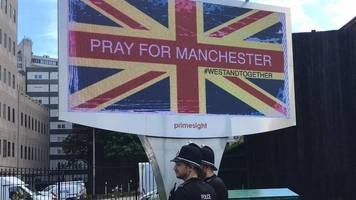 manchester attack: city reacts with resilience and support