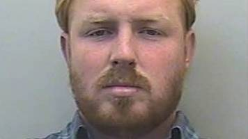 Rogue builder Johnny Carroll jailed for three years