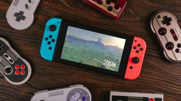 8Bitdo Wireless Controllers Are Now Compatible with Nintendo Switch