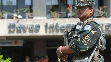 Part Of The Philippines Is Now Under Martial Law