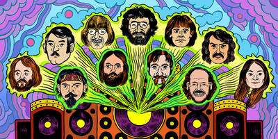 lists & guides: the grateful dead: a guide to their essential live songs