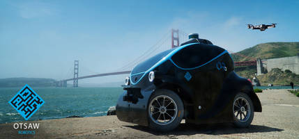 Singapore's RoboCop car has its own intruder-chasing drone
