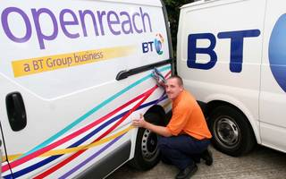 bt and talktalk in dispute over compensation