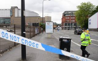 Manchester police arrest man, 23, in connection with terror attack