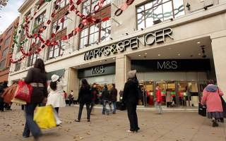 pressures mount for m&s ceo rowe