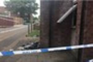 Man rescued from house fire in Islay Road, Sinfin