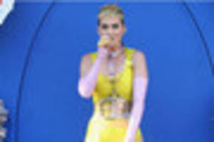 Katy Perry leads Radio 1 Big Weekend acts paying tribute to...