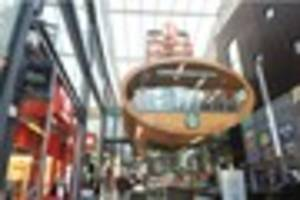 Starbucks pod at St Stephen's in Hull could be going as part of...