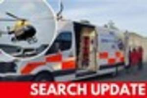 Man found at Berry Head after helicopter search