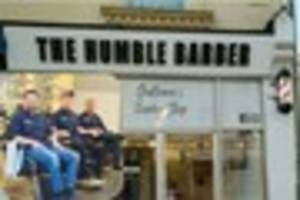 new barbers shop opens in newton abbot