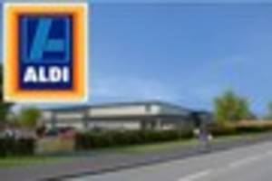 Aldi submits planning application for new store in Loughborough