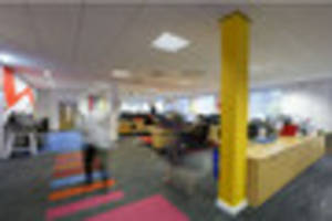 look inside new high-quality offices now on the market in notts
