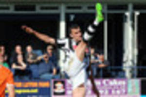 Haydn Hollis pens new Notts County deal - one he was 'DESPERATE'...