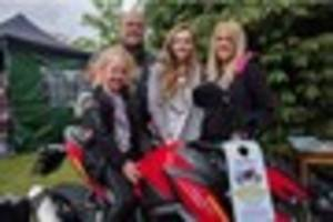 congleton bikers hit the road in aid of terminally-ill mum...