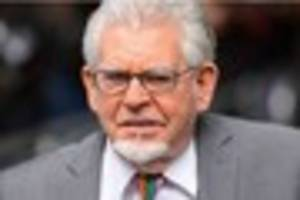 rolf harris embraced fans in 'brotherly style', ex-tour manager...