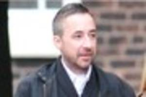 tuinstall dad, 36, kicked his partner in the face - after she put...
