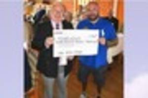 rotary club of lichfield donates £3,000 to fisher house,...